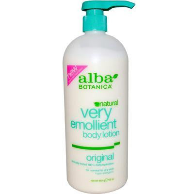 Alba Botanica Very Emollient Body Lotion (1x32 Oz) - Rhea Manor Natural Market