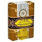 Bee & Flower Sandalwood Bee & Flower Soap (4x4.4 Oz)