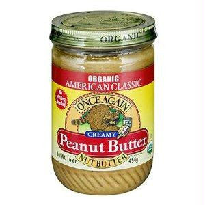 American Classics Smooth Peanut Butter (12x16 Oz) - Rhea Manor Natural Market