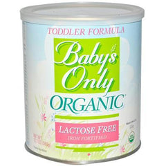 Baby's Only Lactose Free Toddler Form (6x12.7 Oz) - Rhea Manor Natural Market