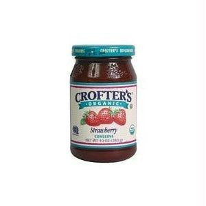 Crofters Strawberry Conserves (6x10 Oz) - Rhea Manor Natural Market