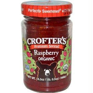 Crofters Raspberry Conserves (6x10 Oz) - Rhea Manor Natural Market