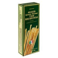 Alessi Thin Breadsticks (12x3 Oz) - Rhea Manor Natural Market