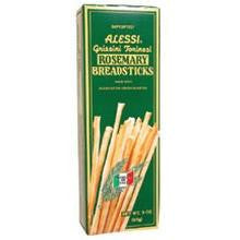 Alessi Rosemary Breadsticks (12x3 Oz) - Rhea Manor Natural Market