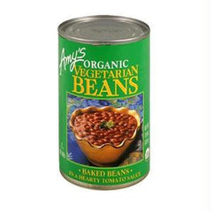 Amy's Kitchen Baked Vegetarian Beans (12x15 Oz) - Rhea Manor Natural Market