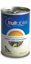 Fruitables Pumpkin/oatmeal Blend, Dog Weight Loss (12x15 Oz) - Rhea Manor Natural Market