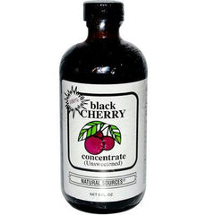 Nature's Source Black Cherry Concentrate (1x8 Oz) - Rhea Manor Natural Market