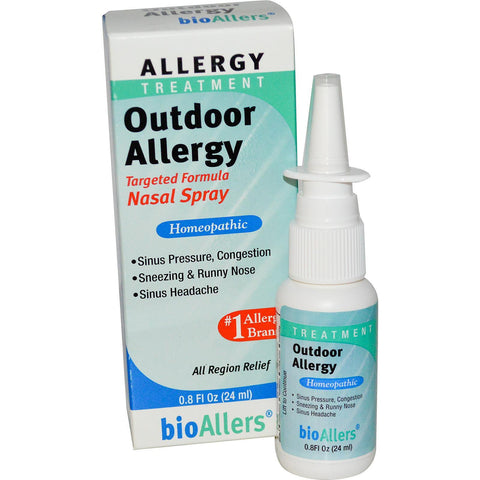 Bio-allers Outdoor Allergy (1x60 Tab)