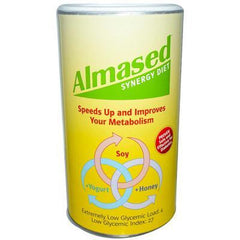Almased Synergy Diet Powder (1x17.6) - Rhea Manor Natural Market