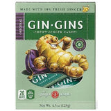 Ginger People Original Ginger Chews (12x4.5 Oz)