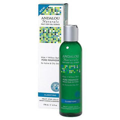 Andalou Naturals Willow Bark Pore Minimizer (1x6 Oz) - Rhea Manor Natural Market