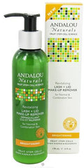 Andalou Naturals Revitalizing Lash & Lid Makeup Remover (1x6 Oz) - Rhea Manor Natural Market