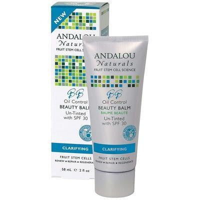 Andalou Naturals Beauty Balm Untinted Spf 30 (1x2 Oz) - Rhea Manor Natural Market