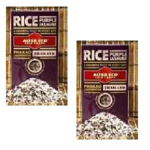 Alter Eco Purple Jasmine Rice (4x11 Lb)