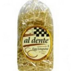 Al Dente Egg Linguine (6x12oz) - Rhea Manor Natural Market