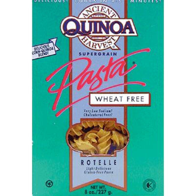 Ancient Harvest Wheat Free Rotelle (12x8 Oz) - Rhea Manor Natural Market