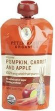Peter Rabbit Organics Pumpkin Carrot & Apple Fruit Puree (10x4.4 Oz)