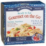 St. Dalfour Gourmet On The Go Tuna & Past.a (6x6.2oz)
