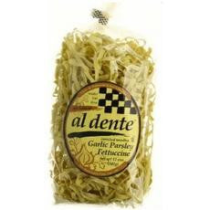 Al Dente Garlic Parsley Fettuccine (6x12 Oz) - Rhea Manor Natural Market