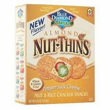 Blue Diamond Nut Thins Pepperjack Cheese Crackers (12x4.25oz)