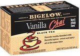 Bigelow Special Blend Vanilla Chai Tea (6x20 Bag )