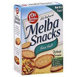 Old London Melba Snacks Sea Salt (12x5.25oz)
