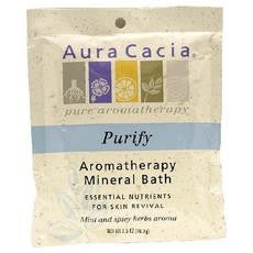 Aura Cacia Purify Mineral Bath (6x2.5oz) - Rhea Manor Natural Market