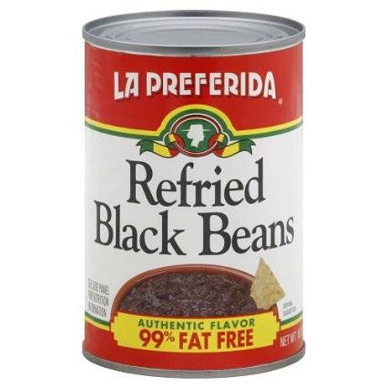 La Preferida Og2 Refried Beans (12x15oz) - Rhea Manor Natural Market