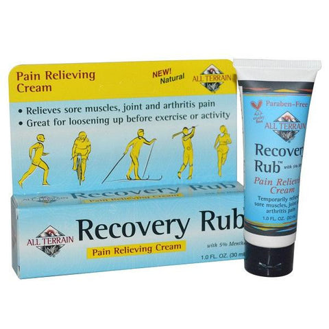 All Terrain At Recovery Rub Display (24x1oz)