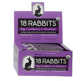 18 Rabbits Og2 Fig Cranberry Bar (12x1.6oz)