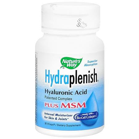 Nature's Way Hydraplenish Plus Msm (1x30vcap)