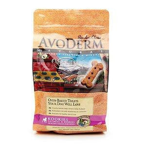 Avoderm Natural Avoderm Oatmeal Berry Biscuit (6x20oz)
