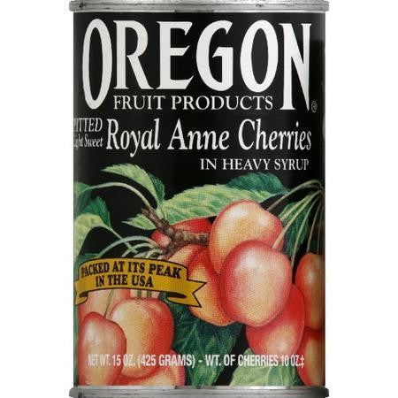 Oregon Fruit Royal Ann Cherries (8x15oz)