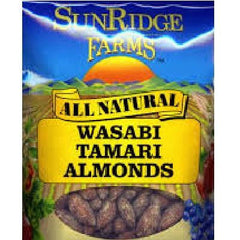 Sunridge Farms Wasabi Tamari Almond (1x15lb ) - Rhea Manor Natural Market