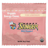Honey Stinger Pink Lemonade Energy Chews (12x1.8 Oz)