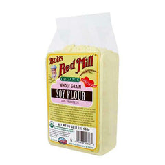 Bob's Red Mill Soy Flour (4x16oz ) - Rhea Manor Natural Market