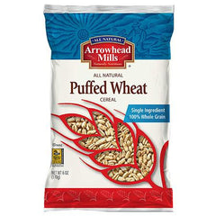 Arrowhead Mills Puffed Wheat Cereal (12x6 Oz) - Rhea Manor Natural Market
