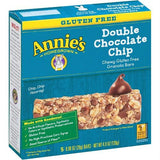 Annie's Chewy Gluten Free Granola Bars Double Chocolate Chip (12x5 Pk  )