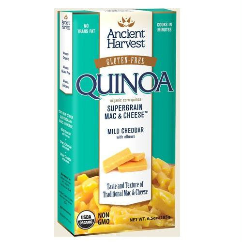 Ancient Harvest Quinoa Mac And Cheese (12x6.5 Oz) - Rhea Manor Natural Market