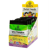 Eden Foods Organic Dry Roasted Spicy Pumpkin Seeds  Sd (12x1 Oz)