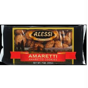 Alessi Amaretti Cookies (12x7 Oz) - Rhea Manor Natural Market