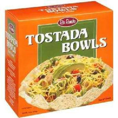 Rio Rancho Tostada Bowls Gf (6x4 Ct) - Rhea Manor Natural Market