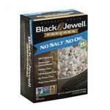 Black Jewell Microwave Popcorn No Salt No Oil (6x8.7 Oz)
