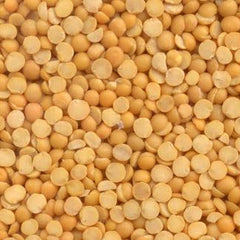Beans Split Peas Yellow (1x25lb ) - Rhea Manor Natural Market