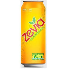 Zevia Nat Twist Soda (12x16oz ) - Rhea Manor Natural Market