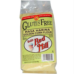 Bob's Red Mill Corn Flr Golden Ma (1x25lb ) - Rhea Manor Natural Market