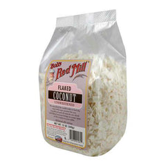 Bob's Red Mill Coconut Flakes Unsweetened (1x25lb ) - Rhea Manor Natural Market