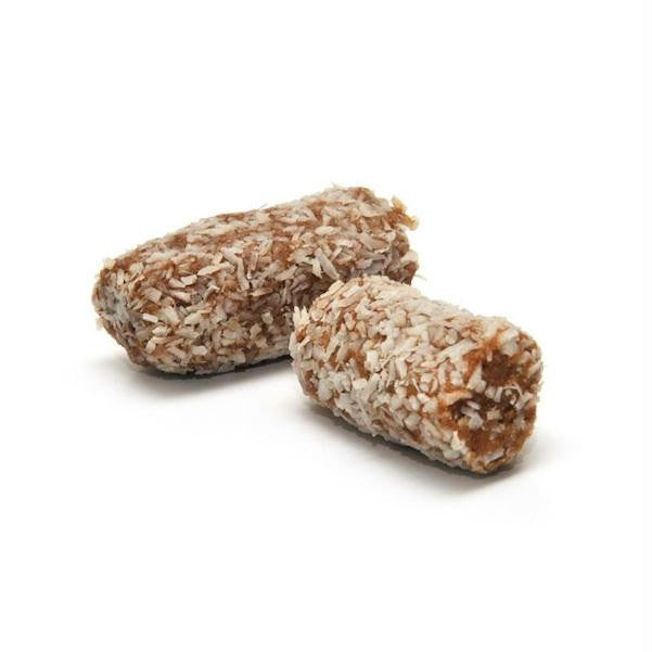 Dried Fruit Date Coconut Rolls (1x15lb ) - Rhea Manor Natural Market
