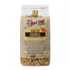 Bob's Red Mill Honey Oat Granola (1x25lb ) - Rhea Manor Natural Market