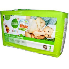 Seventh Generation Diapers Stage 1 (4x40 Ct) - Rhea Manor Natural Market